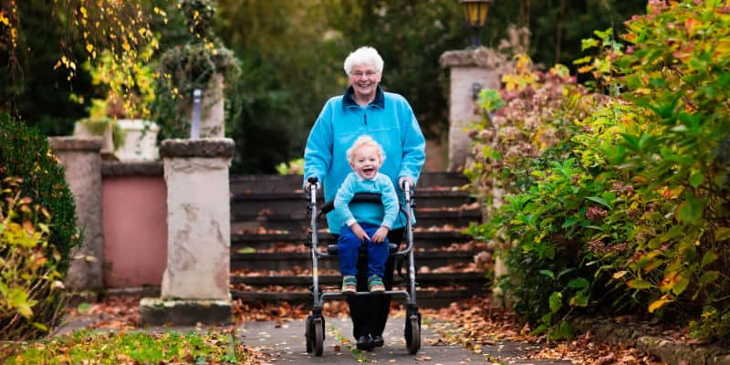 Choosing The Best Walker For Seniors