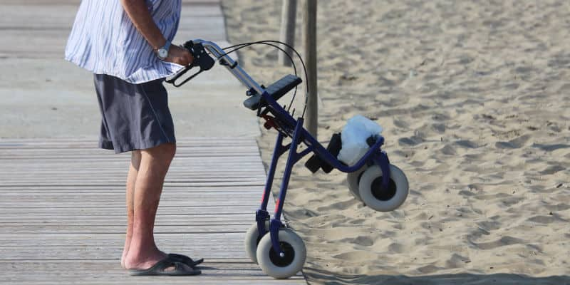 How Much Does A Rollator Weigh?