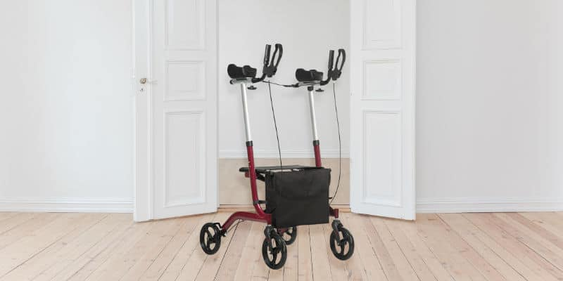 The Elenker Upright Walker