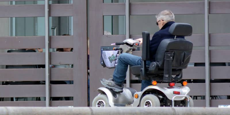 Medicare Mobility Scooter
