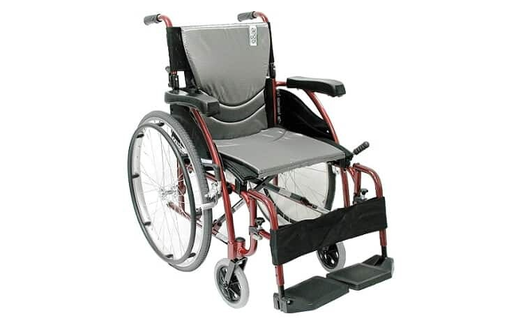 Karman Healthcare S-115 Ergonomic Ultra Lightweight Manual Wheelchair Review