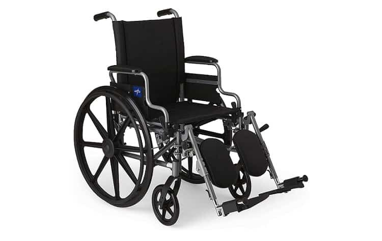 Medline Lightweight and User-Friendly Wheelchair Review