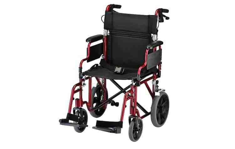 NOVA Lightweight Transport Chair Review